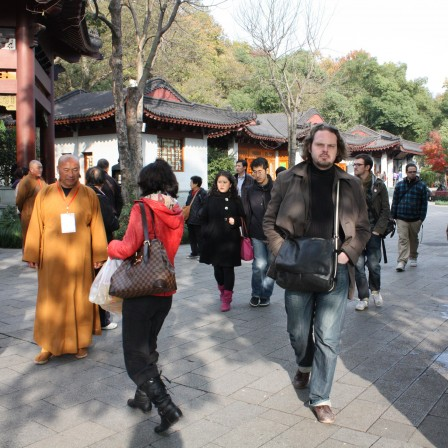 Design students visit to Hangzhou 5