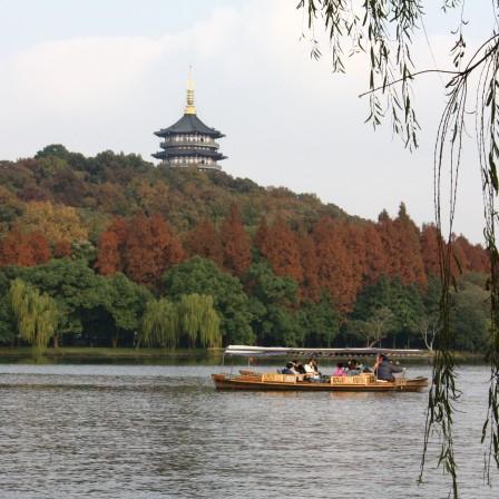 designer students visit in Hangzhou