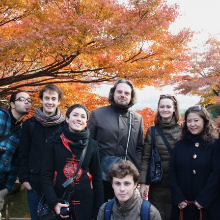 Design students visit to Hangzhou