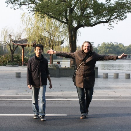 designer in china - trip to hangzhou