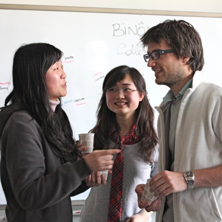 study design in China