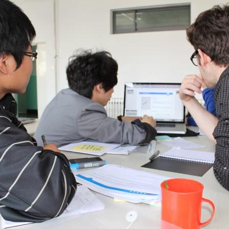 china design workshop